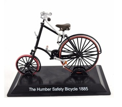 Model bicykla Del Prado The Humber Safety Bicycle 1885